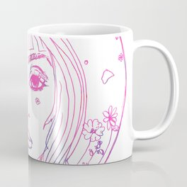 Barbarella Space Princess Coffee Mug