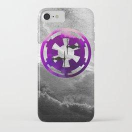 Star Wars Imperial Tie Fighters in Purple iPhone Case