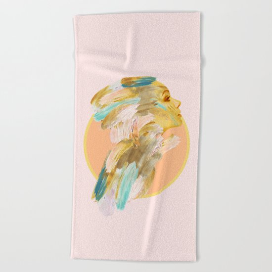 For Freedom Beach Towel