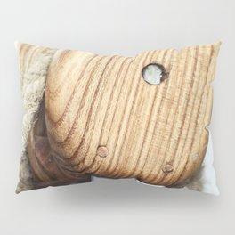 Pulley Pillow Sham