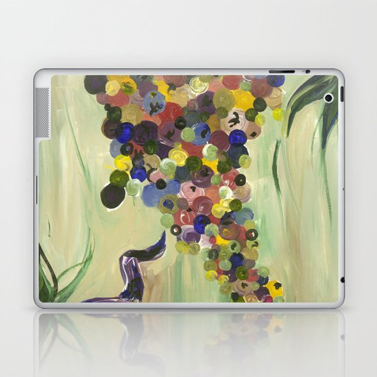 Skip a Step Laptop & iPad Skin