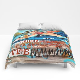 The Crush Time Comforters