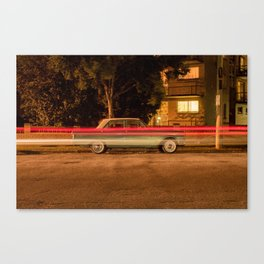 Another Classic Car Canvas Print