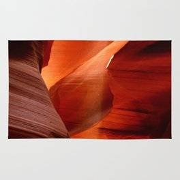 Marvelous Antelope Canyon Colors Rug