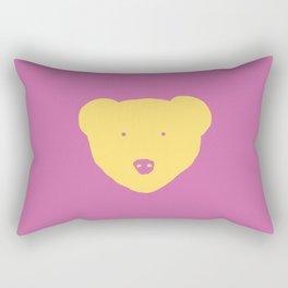 Inner Bear Rectangular Pillow