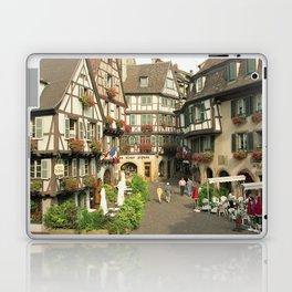 Alsace - Colmar Laptop & iPad Skin