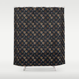 Savage Shower Curtain