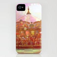 Merry Go Round Slim Case iPhone (4, 4s)