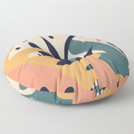 Sunny Day Floor Pillow