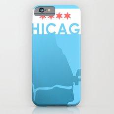 Minimalist Chicago Slim Case iPhone 6s