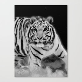 SPIRIT TIGER Canvas Print