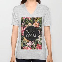 West Coast Unisex V-Neck