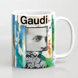 Antoni Gaudi Coffee Mug