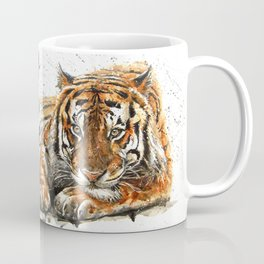 Tiger Wild and Free Coffee Mug