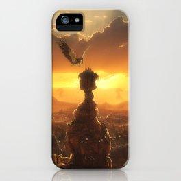 Eagle's Peak iPhone Case