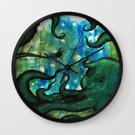 Polū Wall Clock