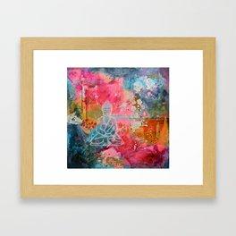BuddhaRoo Framed Art Print