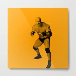 Goldberg - Celebrity Metal Print