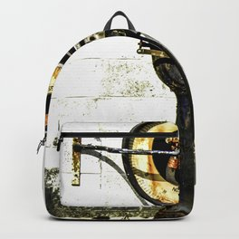 Scale Backpack