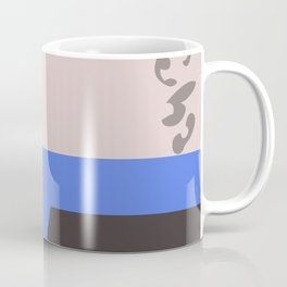 Ezri Dax Minimalist Star Trek DS9 Deep Space Nine - Lieutenant  - startrek - Trektangles Coffee Mug