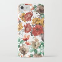wine iPhone & iPod Cases featuring Wine by Karen Hofstetter