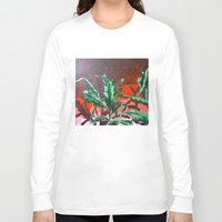 fern Long Sleeve T-shirts featuring Fern by Brittany Ketcham