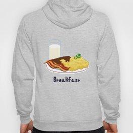 Breakfast - Bacon and Eggs Hoody