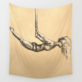 The Strength to Float Wall Tapestry