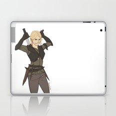 Celaena Sardothien Laptop & iPad Skin