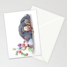 Wolfsmas Stationery Cards