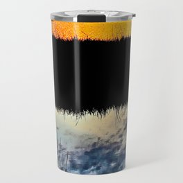 Water & Light / Bolsa Chica Wetlands Travel Mug