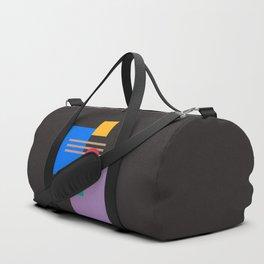 Stranger 80s Duffle Bag