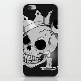 Crown Keeper iPhone Skin