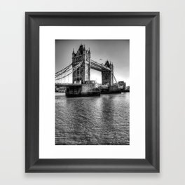 Tower Bridge, London Framed Art Print