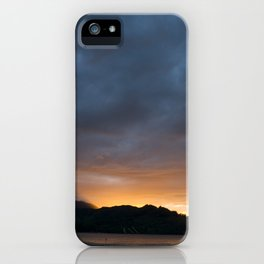Hanalei iPhone Case