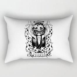 Fury awakened Rectangular Pillow