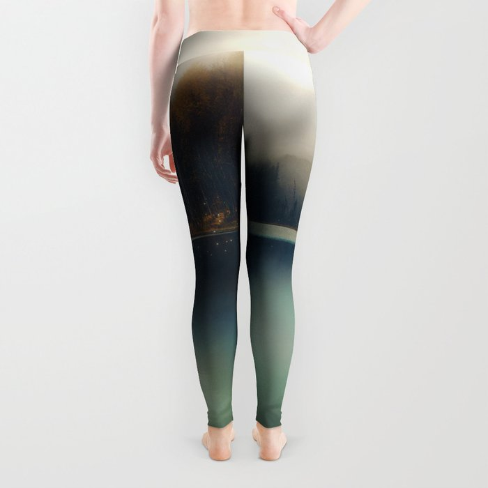 Autumn Dusk Leggings