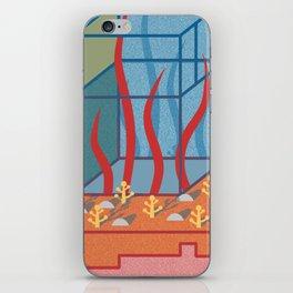 God of Decision Making iPhone Skin