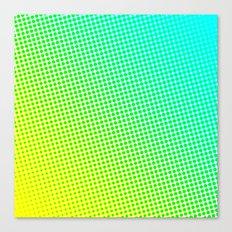 80's grade sky Canvas Print