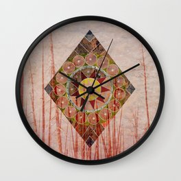 Rombo Wall Clock
