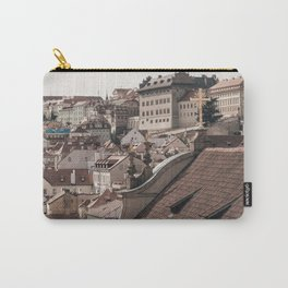 Prague Rooftop 05 Carry-All Pouch