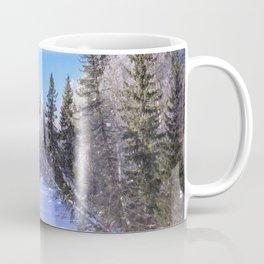 Frozen river Coffee Mug
