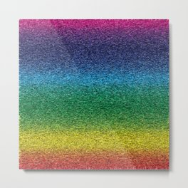 Catch the Prism Metal Print