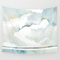 Ethereal Cloudscape II Wall Tapestry