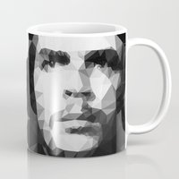 che Mugs featuring Che by Poly Iconik Art