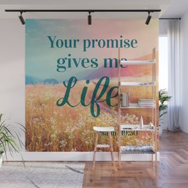 Promise Wall Mural