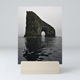 Drangarnir Mini Art Print
