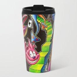 My Alice in Wonderland Travel Mug