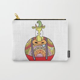 Hungry Heffer Carry-All Pouch