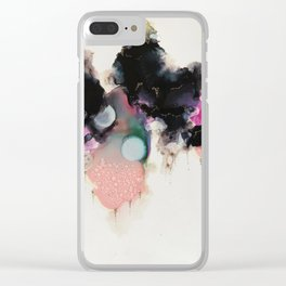 Toil and Trouble Clear iPhone Case